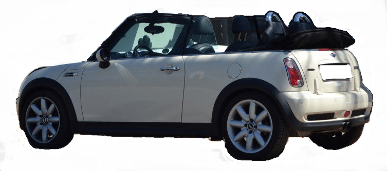 2006 mini cooper s convertible cars for sale in spain. Black Bedroom Furniture Sets. Home Design Ideas