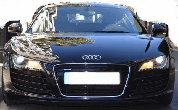 2010 audi r8 4 2 coupe sports cars for sale in spain. Black Bedroom Furniture Sets. Home Design Ideas