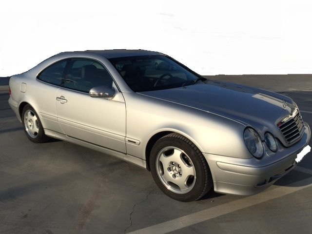 2001 mercedes benz clk230 elegance automatic 2 door coupe for Mercedes benz 2 door coupe for sale