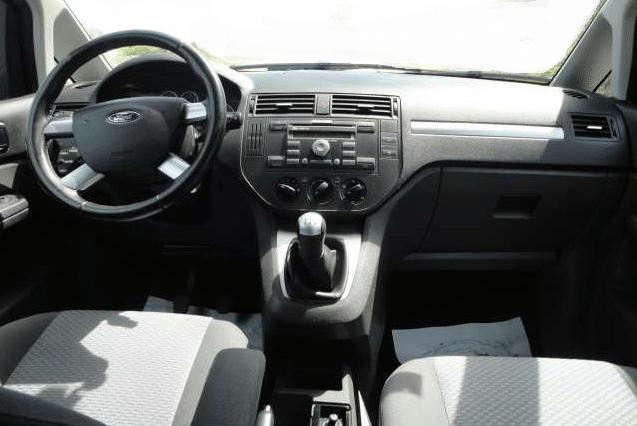 2006 ford focus c max 1 6 tdci diesel 5 door hatchback. Black Bedroom Furniture Sets. Home Design Ideas