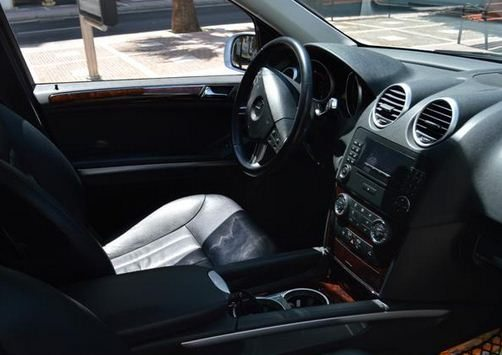 2007 Mercedes Benz Ml320 Cdi 4matic Automatic 4x4 Cars