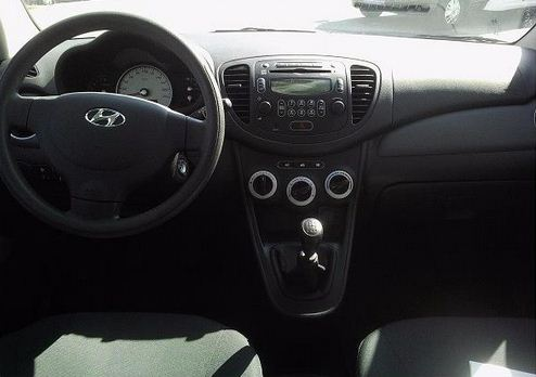 2011 Hyundai I10 1 2 Comfort 5 Door Hatchback Cars For