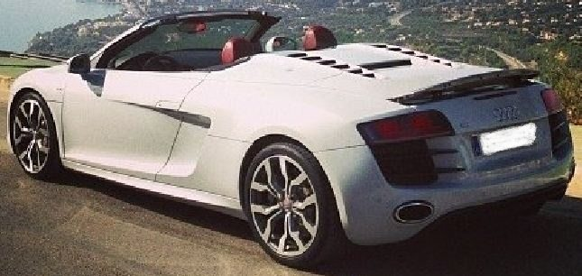 2011 audi r8 spyder v10 5 2 r tronic quattro cabriolet 2 seater convertible sports cars for. Black Bedroom Furniture Sets. Home Design Ideas