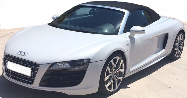 2011 Audi R8 Spyder V10 5.2 R-Tronic Quattro cabriolet 2 seater convertible sports - Cars for ...