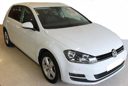 2015 Volkswagen Golf 1 6 Tdi Advance 5 Door Hatchback
