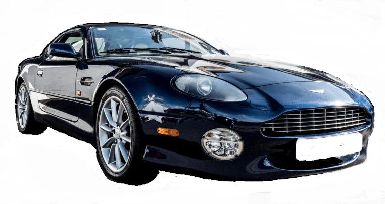 2002 Aston Martin DB7 Vantage Coupe for sale in Spain