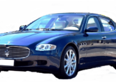2005 Maserati Quattroporte automatic saloon car for sale in Spain