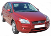 2006 Ford Focus 1.6 Trend 5 door hatchback car for sale in Spain