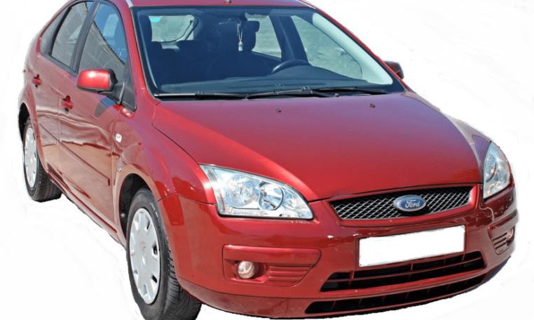2006 Ford Focus 1.6 Trend 5 door hatchback car for sale in Spain