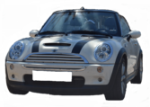 2006 Mini Cooper S Convertible car for sale in Spain