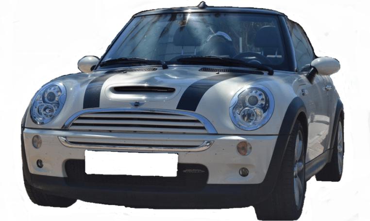 2006 Mini Cooper S Convertible car for sale in Spain