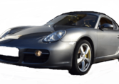 2007 Porsche Cayman 2.7 V6 Coupe Sports car for sale in Spain