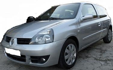 2007 Renault Clio 1.5 dCi Community 3 door hatchback for sale in Spain