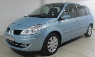 2007 Renault Scenic 1.9 dCi 5 door hatchback for sale in Spain
