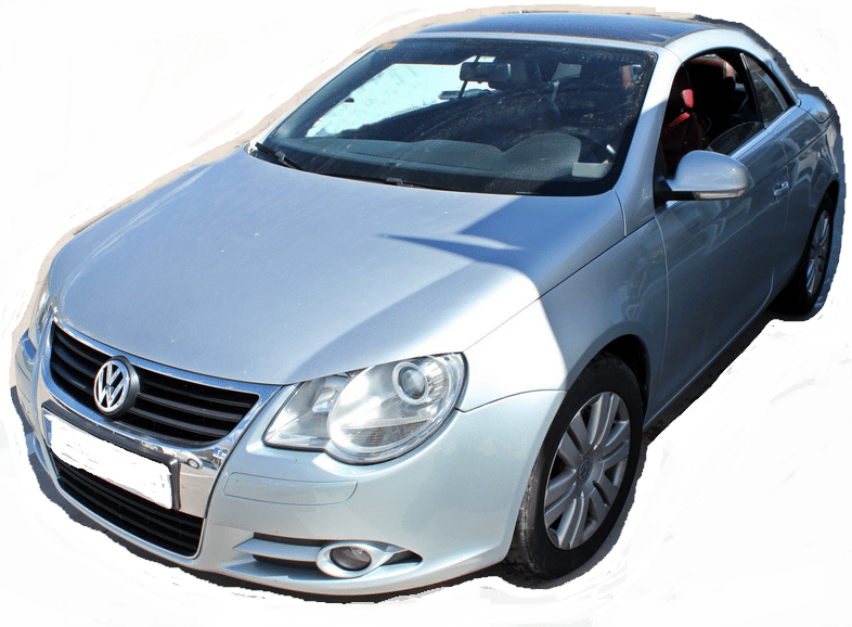 2007 volkswagen eos 2 0 tdi convertible left hand drive car for sale in spain cars for sale in. Black Bedroom Furniture Sets. Home Design Ideas