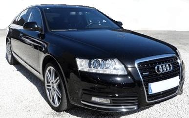 2009 Audi A6 2.7 TDi 4 door saloon car for sale in Spain Costa del Sol