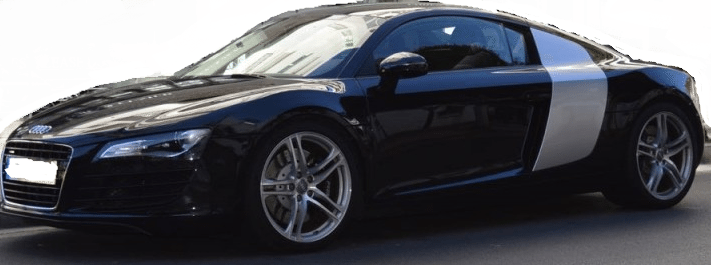 2010 Audi R8 4.2 coupe sports car for sale in Spain