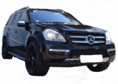 2010 Mercedes Benz GL450 CDi Diesel Automatic 4x4 for sale in Spain