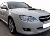 2010 Subaru Legacy 2.0D 4WD 4 door saloon car for sale in Spain Costa del Sol