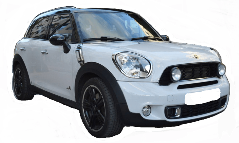 2011 Mini Cooper S Countryman All4 4x4 for sale in Spain