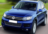 2011 Volkswagen Touareg V6 TDi Tiptronic Premium Bluemotion 4x4 for sale in Spain