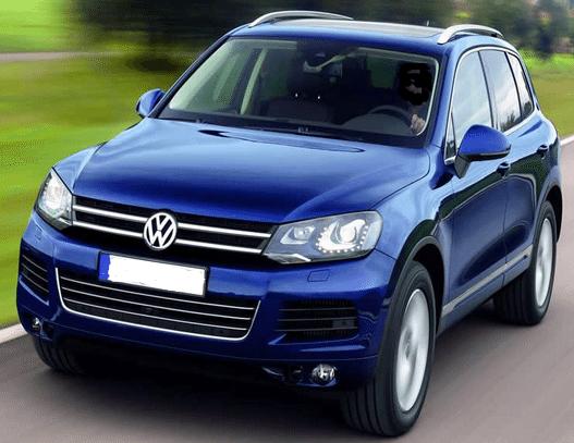 2011 Volkswagen Touareg V6 TDi Tiptronic Premium Bluemotion 4x4 for sale in Spain