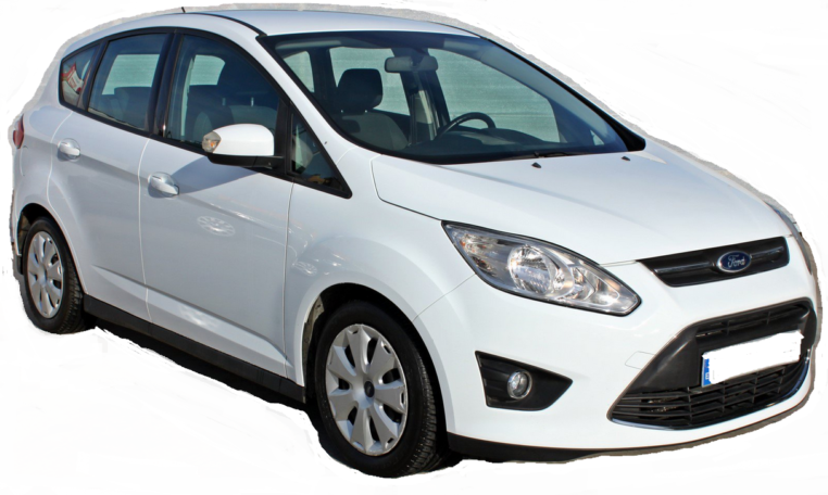 2012 Ford Focus 1.6 TDCi C Max 5 door hatchback car for sale in Spain