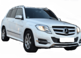 2012 Mercedes Benz GLK 220 CDi 4matic automatic 4x4 for sale in Spain