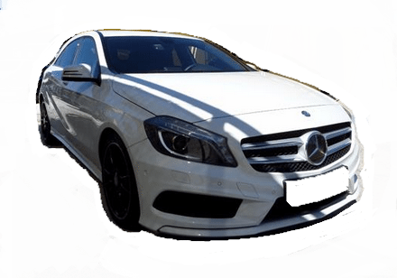 2013 Mercedes Benz A 220 CDi AMG Automatic Left Hand Drive 5 Door Hatchback for sale in Spain