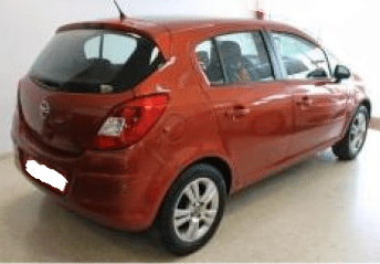 2013 Opel Corsa 1.2 Selective 5 door hatchback for sale in Spain