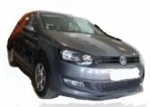 Volkswagen Polo 1.2 petrol 5 door hatchback car for sale in Spain Costa del Sol