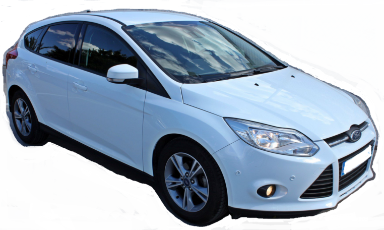 2014 Ford Focus 1.6 TDCi 5 door hatchback car for sale in Spain
