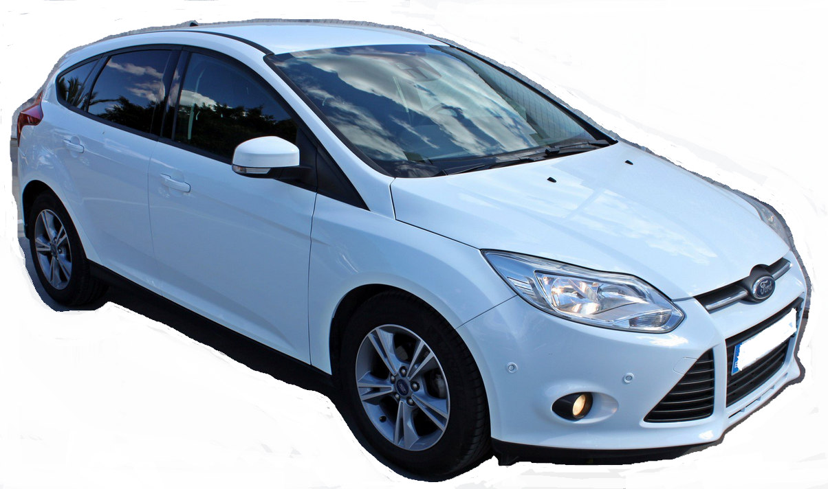 2014 ford focus 1 6 tdci 5 door hatchback car for sale in spain cars for sale in spain. Black Bedroom Furniture Sets. Home Design Ideas