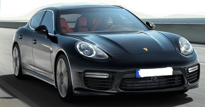 2014 Porsche Panamera Turbo PDK automatic saloon sports car for sale in Spain