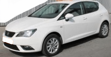 2014 Seat Ibiza 1.6 TDi diesel 5 door hatchback for sale in Spain