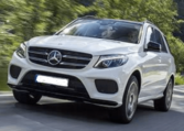 2016 Mercedes Benz GLE250d automatic 4x4 for sale in Marbella Costa del Sol Spain
