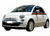 2013 Fiat 500 Gucci for sale in Spain