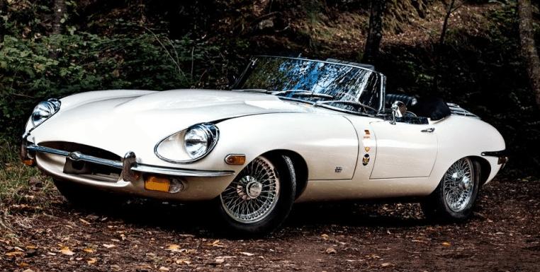 1970 Jaguar E Type Convertible for sale in Spain