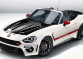 New Fiat Abarth 124 Spider convertible for sale in Spain Costa del Sol