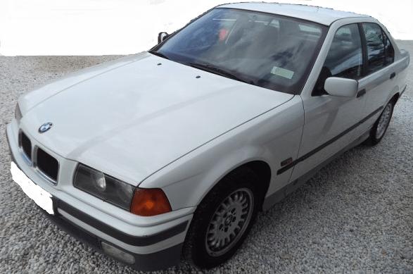 1995 BMW 328i 4 door saloon car for sale in Spain Costa del Sol Malaga