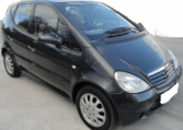 1998 Mercedes Benz A160 5 door hatchback for sale in Spain Costa del Sol