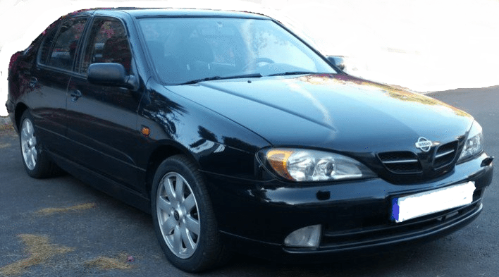 2000 Nissan Primera 1.8 Sport 4 door saloon car for sale in Spain Costa del Sol
