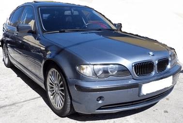 2002 BMW 330d diesel 4 door saloon car for sale in Spain Costa del Sol