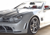 2004 Mercedes SL63 AMG Mclaren automatic convertible uk reg right hand drive sports car for sale in Spain Costa del Sol