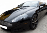 2005 Aston Martin DB9 Volante Touchtronic 2 automatic convertible for sale in Spain Costa del Sol Marbella Malaga