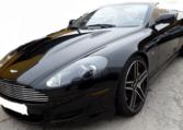 2005 Aston Martin DB9 Volante Touchtronic 2 automatic convertible for sale in Spain Costa del Sol Marbella Malaga