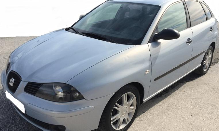 2005 Seat Ibiza 1.9 SDi diesel 5 door hatchback for sale in Spain Costa del Sol