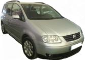 2005 Volkswagen Touran 2.0 TDi Advance 7 seater MPV for sale in Spain Costa del Sol Marbella Malaga