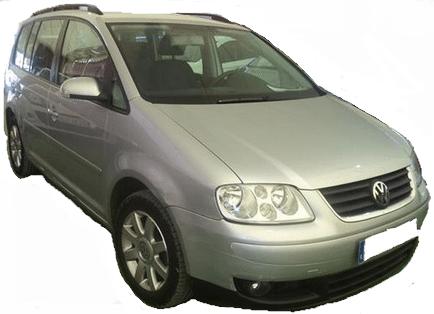 Volkswagen Touran Manual