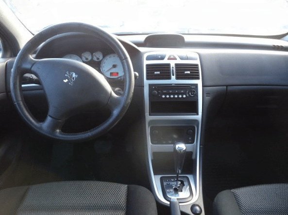 2007 peugeot 307 sw 2 0 hdi automatic 7 seater estate. Black Bedroom Furniture Sets. Home Design Ideas